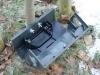 deratizacijska kutija penta plastik - postavljena